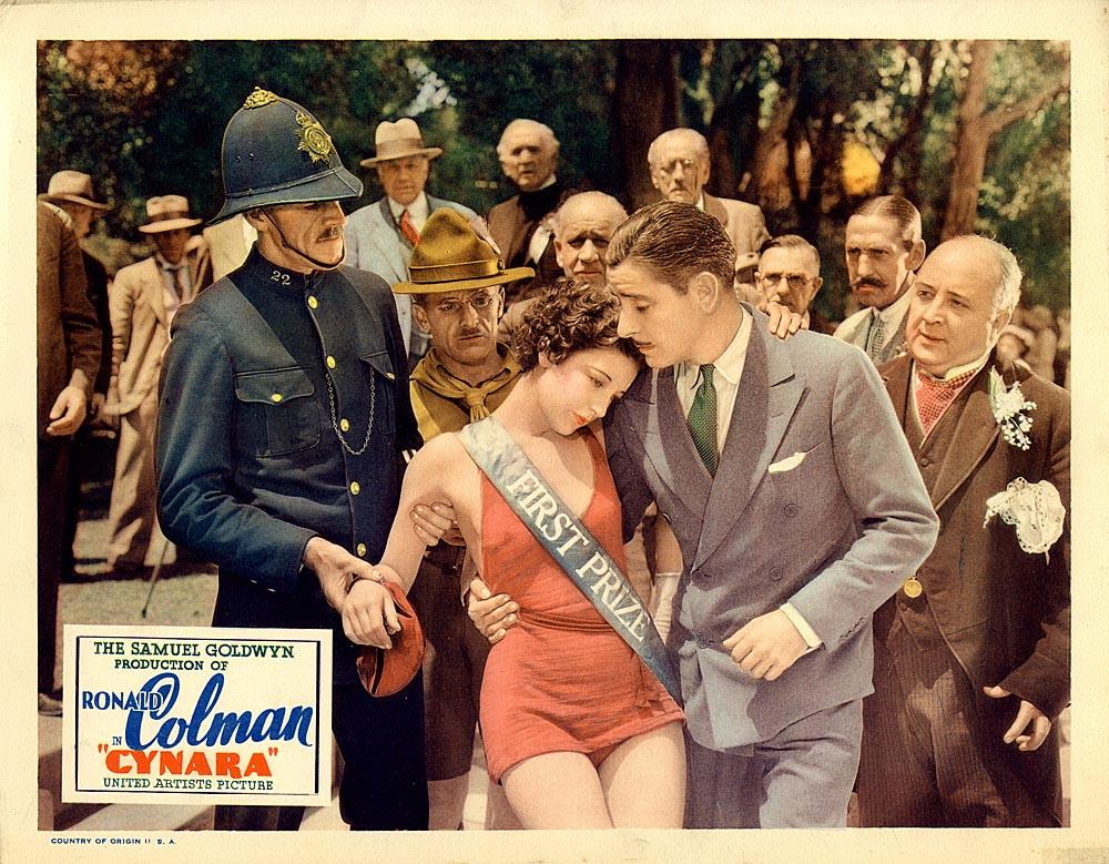 Phyllis Barry and Ronald Colman in Cynara (1932)