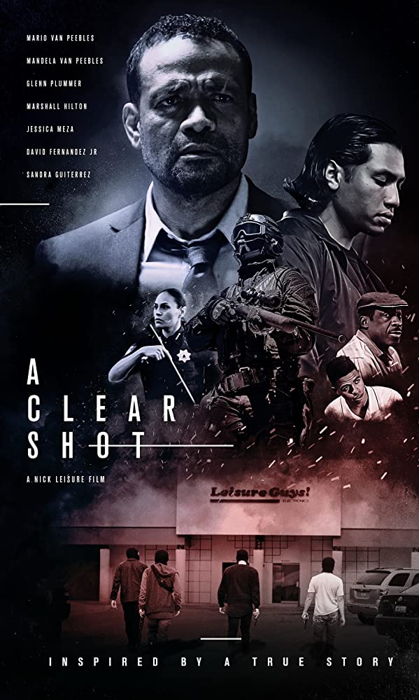 A Clear Shot 2019 English 300MB HDRip ESubs Download