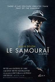Alain Delon in Le samouraï (1967)