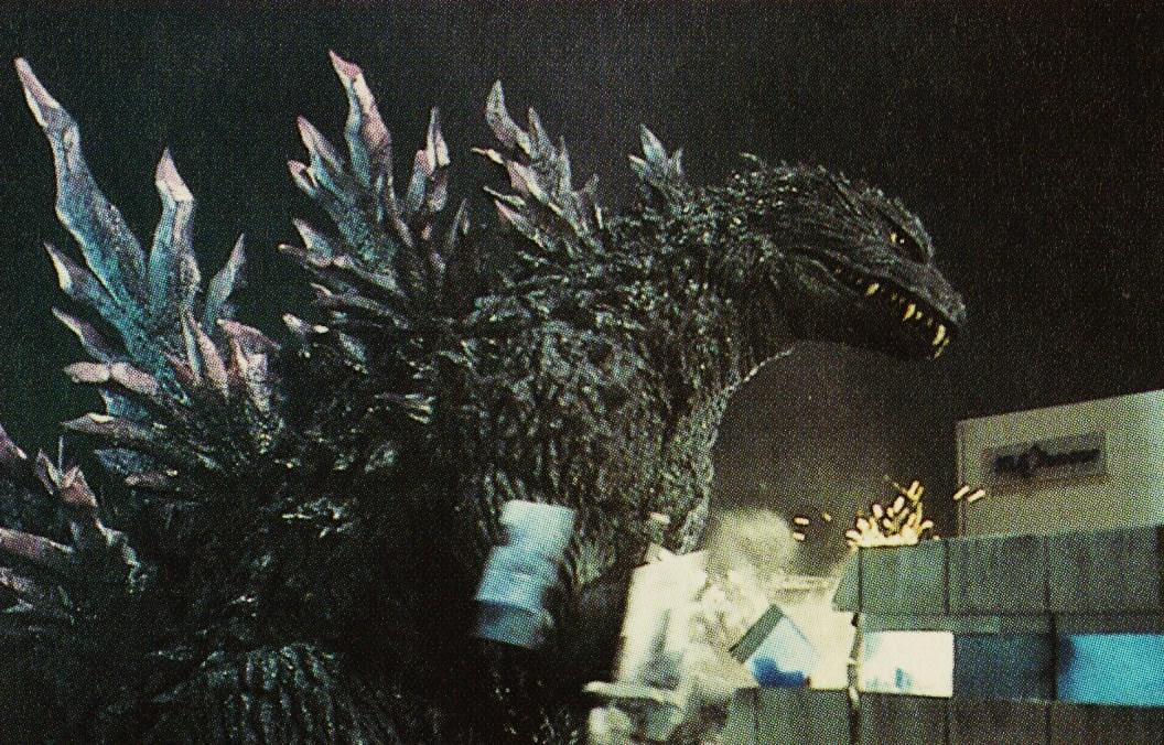 Tsutomu Kitagawa in Gojira ni-sen mireniamu (1999)