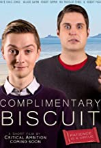 Complimentary Biscuit