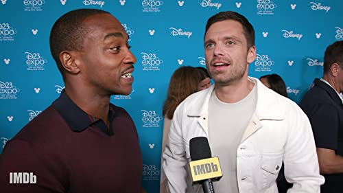 Anthony Mackie and Sebastian Stan Show Their Love for Tom Holland