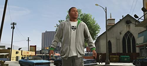 Grand Theft Auto V: Franklin (UK)