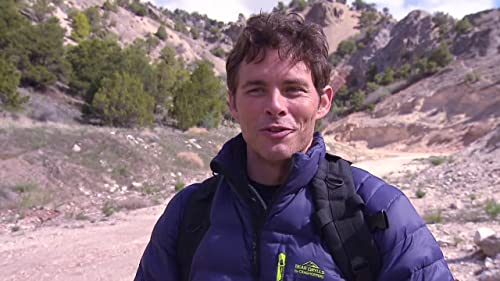 Running Wild With Bear Grylls: James Marsden