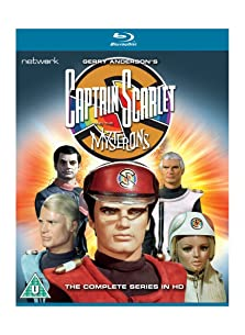 Captain Scarlet and the Mysterons (1967–1968)