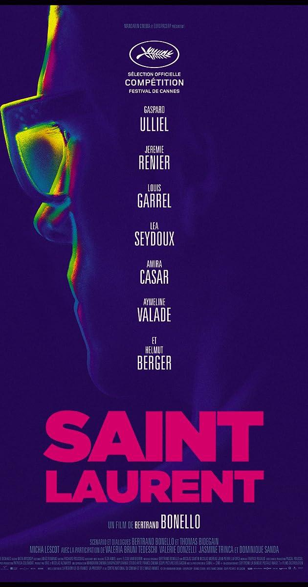 Subtitle of Saint Laurent
