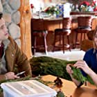 Aimee Teegarden and Brett Dalton in Once Upon a Christmas Miracle (2018)