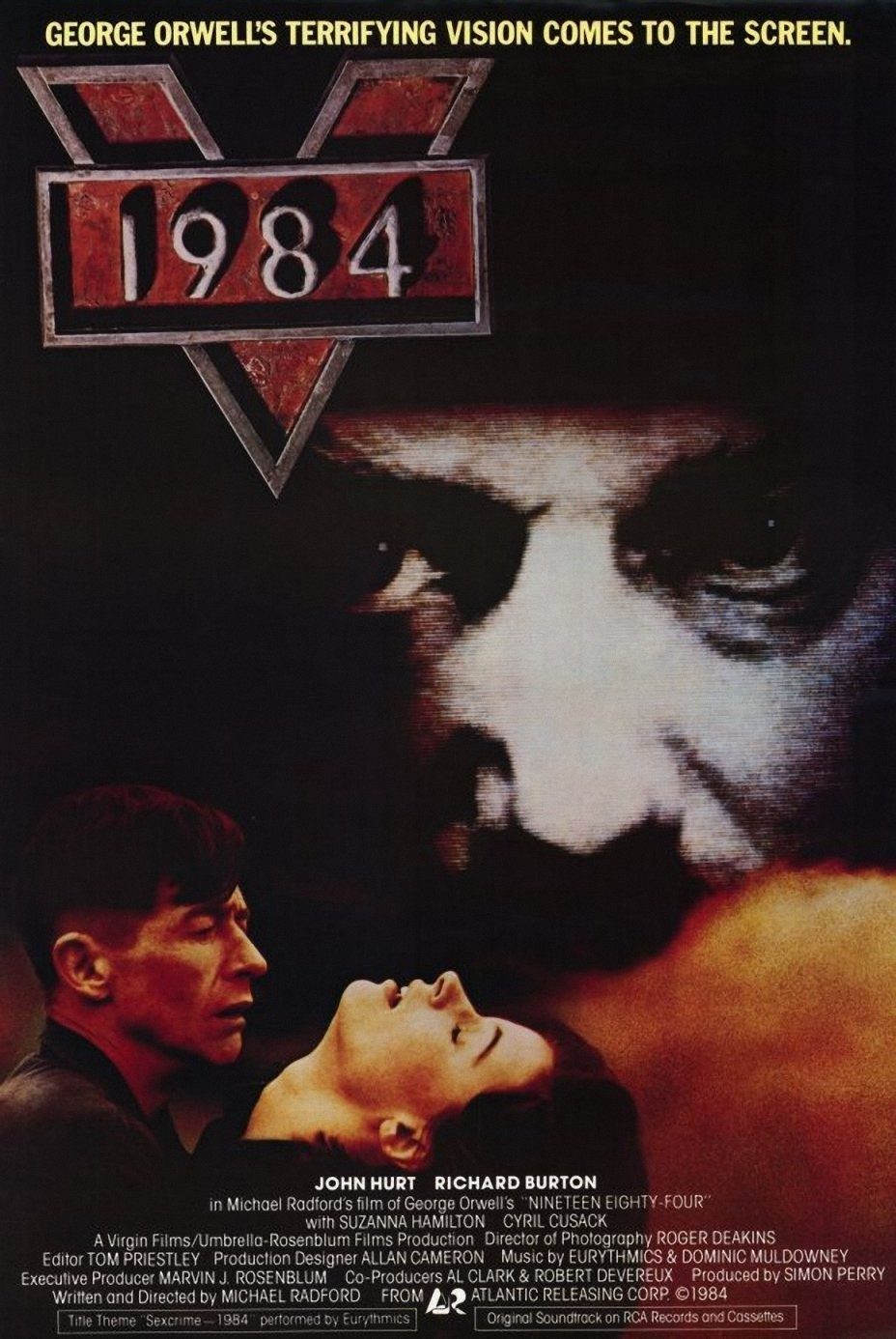 Nineteen Eighty Four 1984 Imdb