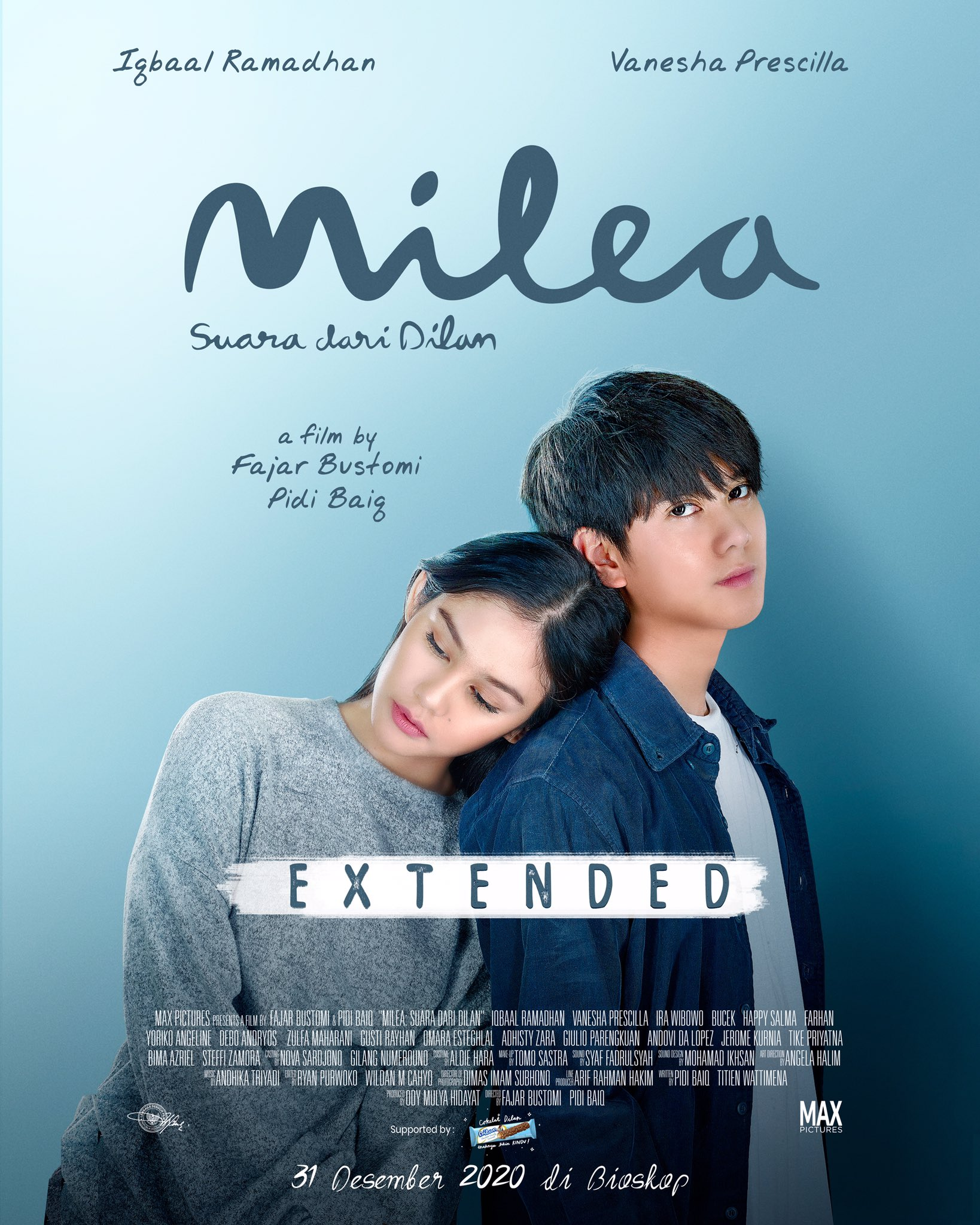 Milea EXTENDED (2020)
