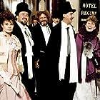 Jeremy Irons, Ornella Muti, Jean-François Balmer, Marie-Christine Barrault, and Nathalie Juvet in Un amour de Swann (1984)