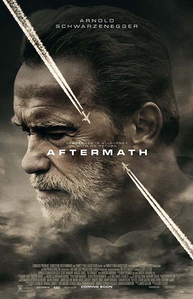 Poster film Aftermath (2017)