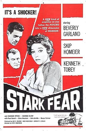 Where to stream Stark Fear