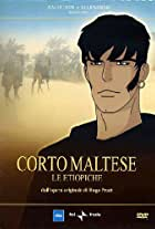 Corto Maltese and the Ethiopian