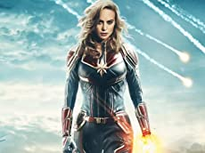 Meet Captain Marvel: Brie Larson Suits Up for Intergalactic Battle