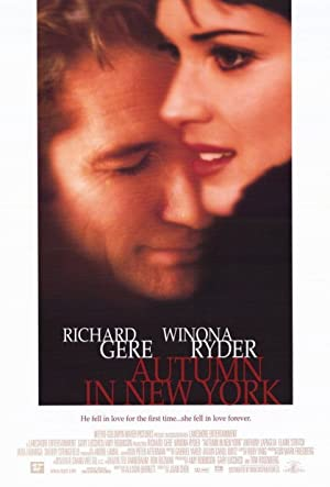 Autumn in New York Affiche de film