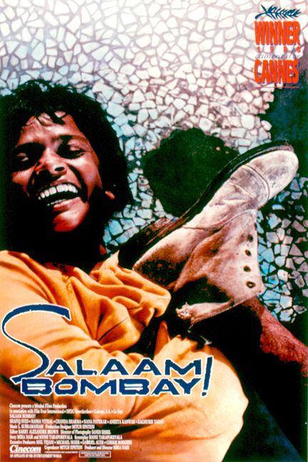 Salam, Bombėjau! (1998) / Salaam Bombay!