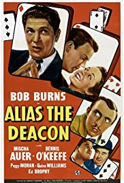 Alias the Deacon Poster