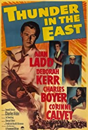 Thunder in the East(1951) Poster - Movie Forum, Cast, Reviews