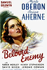 Merle Oberon in Beloved Enemy (1936)