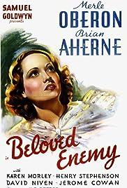 Beloved Enemy Poster