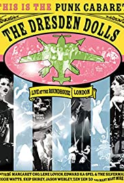The Dresden Dolls: In Paradise Poster