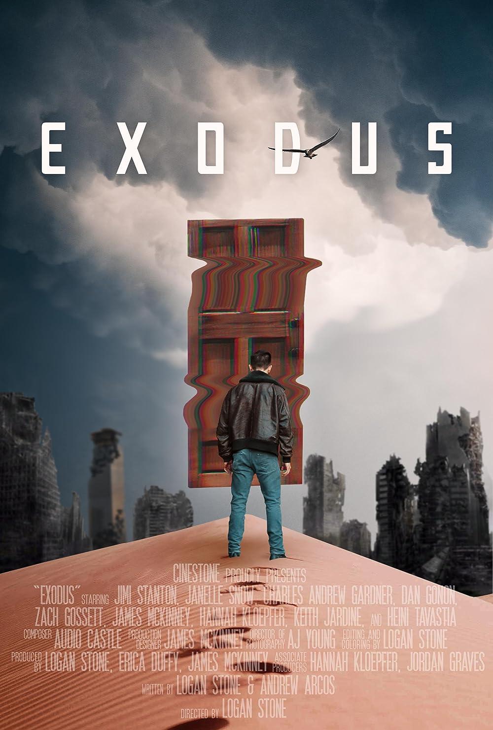 Download Exodus 2021 English 480p HDRip 300MB