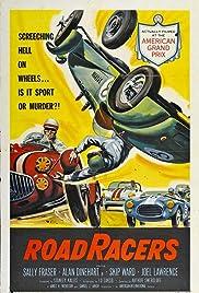 Roadracers Poster