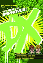 WWE: The New & Improved DX Poster