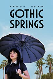 Gothic Springs Poster