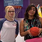 Jessica Marie Garcia and Dove Cameron in Liv and Maddie (2013)