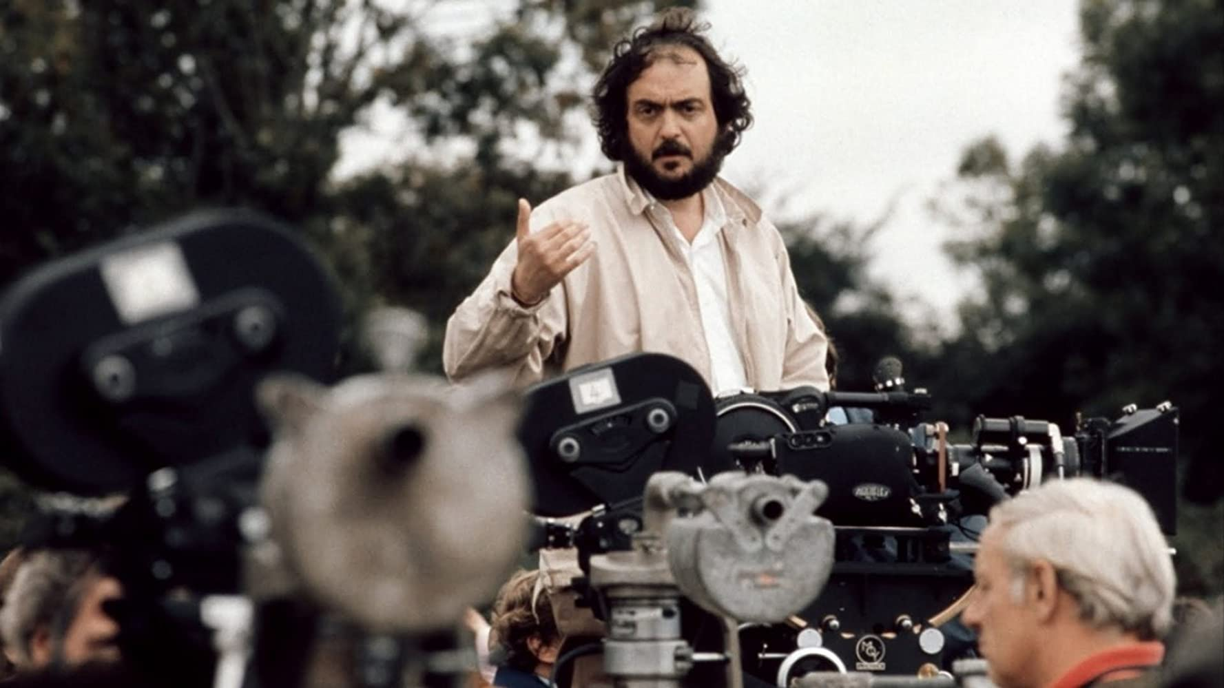 Stanley Kubrick in Barry Lyndon (1975)