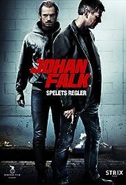 Johan Falk: Spelets regler Poster