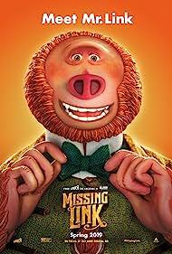 Zach Galifianakis in Missing Link (2019)