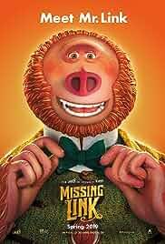 Missing Link (2019) Poster