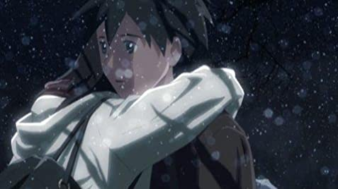 5 Centimeters Per Second Poster Trailer