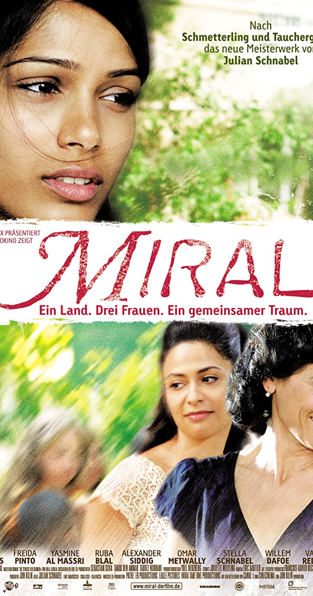 Subtitle of Miral