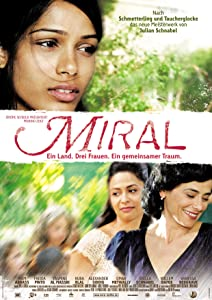 Downloading new released movies Miral France [720x320]