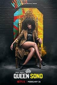 Pearl Thusi in Queen Sono (2020)