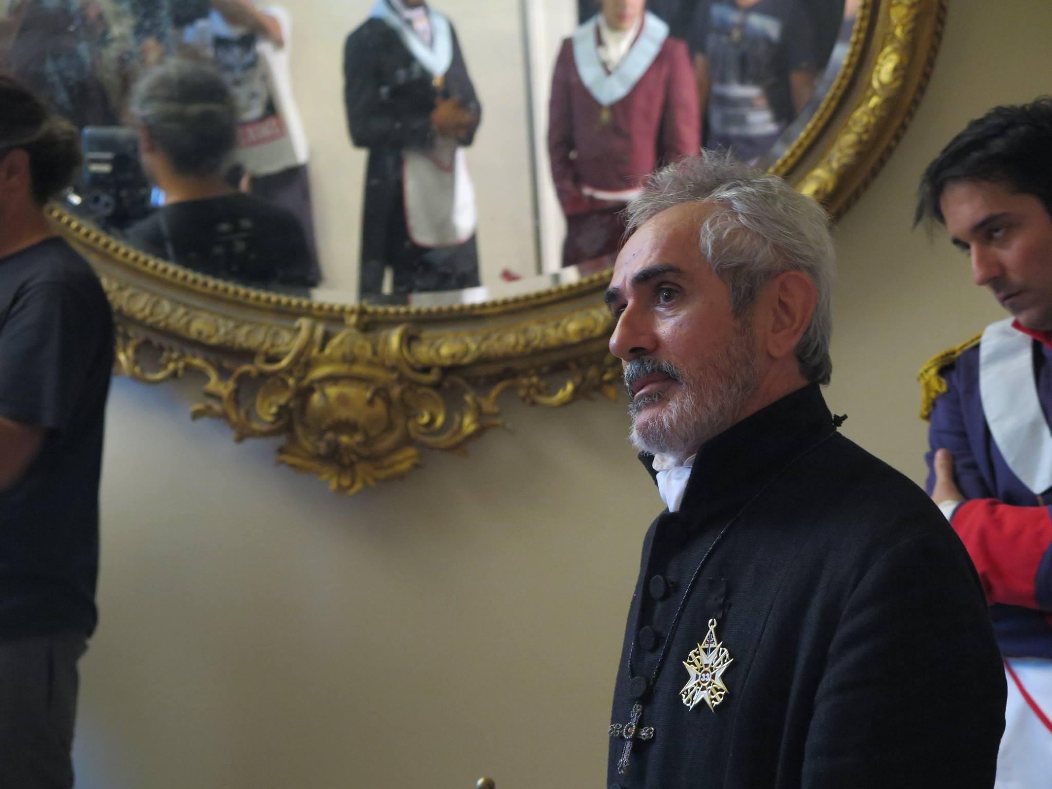 Domingos Antonio and Buda Lira in 1817: A revolução esquecida (2017)
