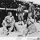 Van Heflin, Susan Cabot, Jack Oakie, and Stuart Randall in Tomahawk (1951)