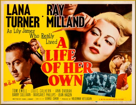 A Life of Her Own (1950) - Photo Gallery - IMDb