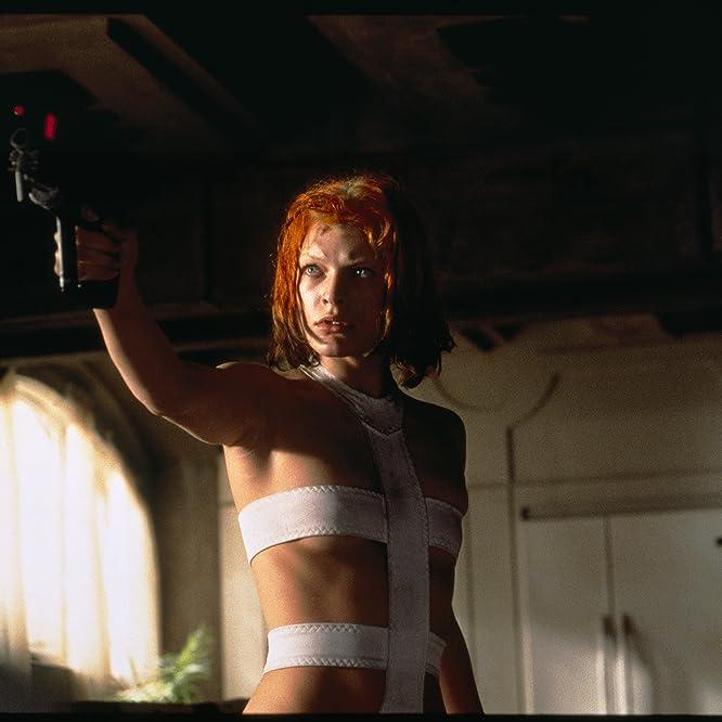 Milla Jovovich in The Fifth Element (1997)