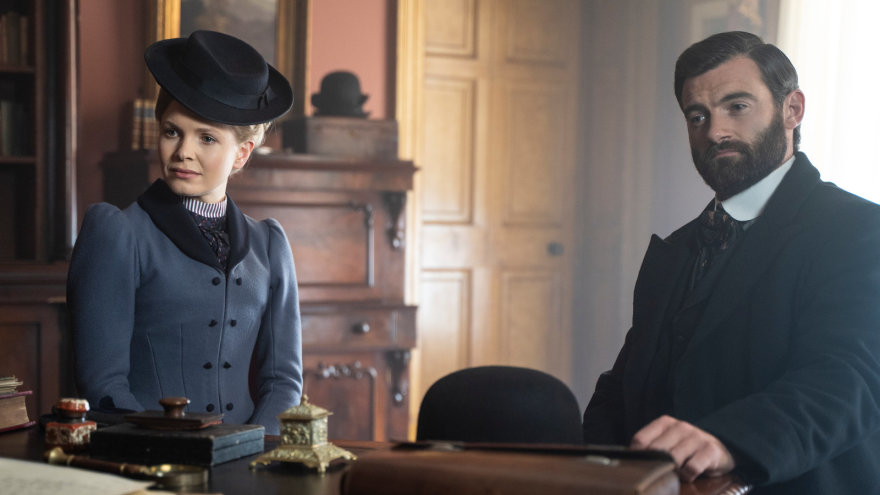 Miss Scarlet and the Duke (2020) Serial Online Subtitrat