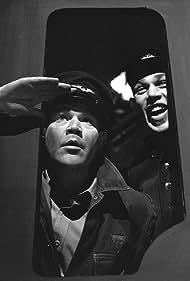 Dexter Gordon and Jørgen Ryg in Jazzland (1963)