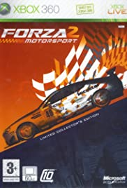 Forza Motorsport 2 (2007) Poster - Movie Forum, Cast, Reviews