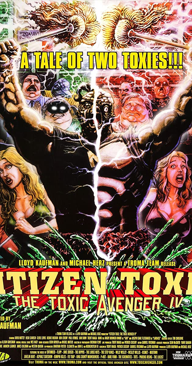 Citizen Toxie: The Toxic Avenger IV (2008)