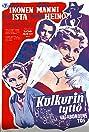 Kulkurin tyttö (1952) Poster
