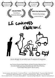 Le concours d'Anatole (2013)