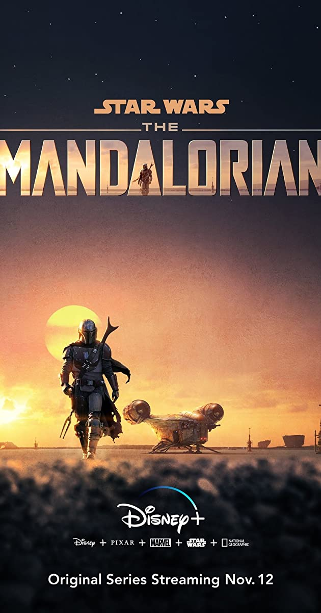 The.Mandalorian.S01E04. HDRip.XviD-WKD