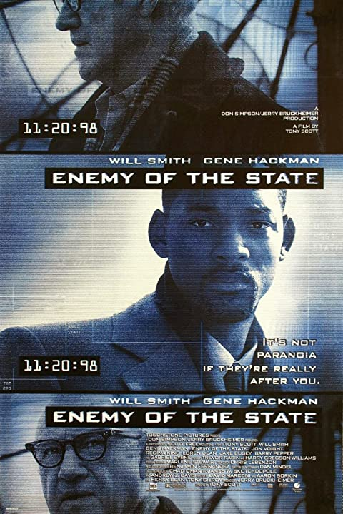 Enemy of the State (1998) Hindi Dubbed
